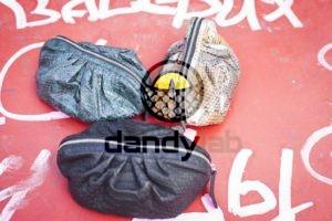 Dandylab piton246 300x200 Косметичка из натуральной кожи питона