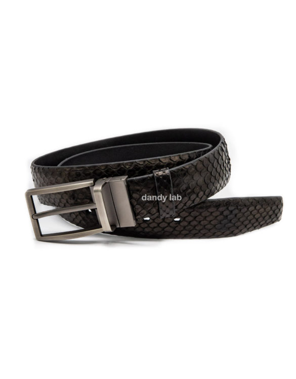 python leather belt buy