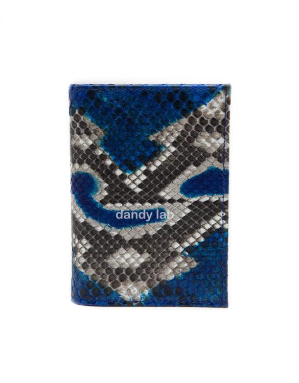 python skin passport cover