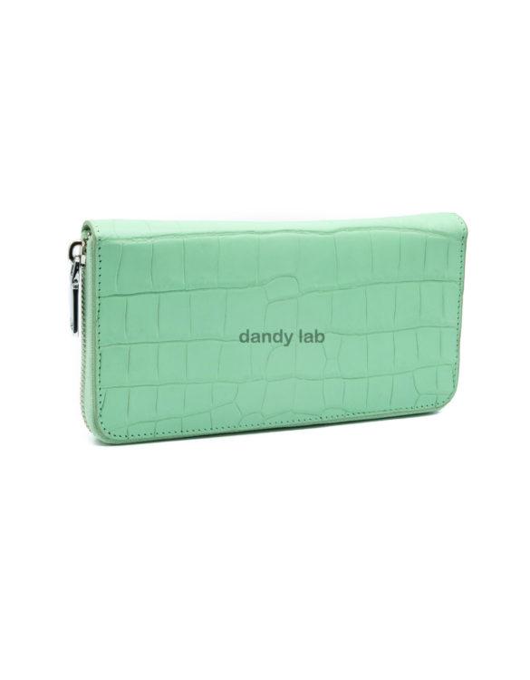 Genuine crocodile leather wallet
