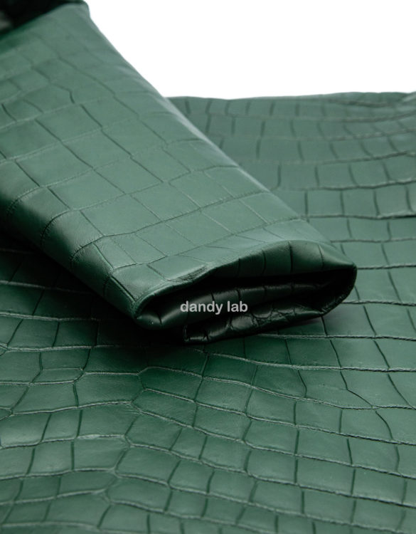 crocodile leather for sewing