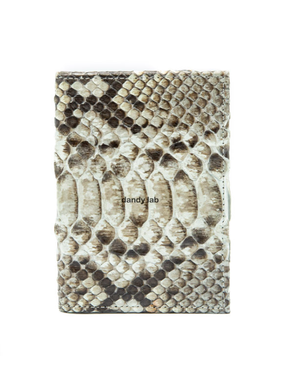 python leather document covers