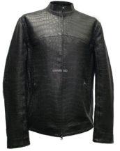 куртка из кожи крокодила