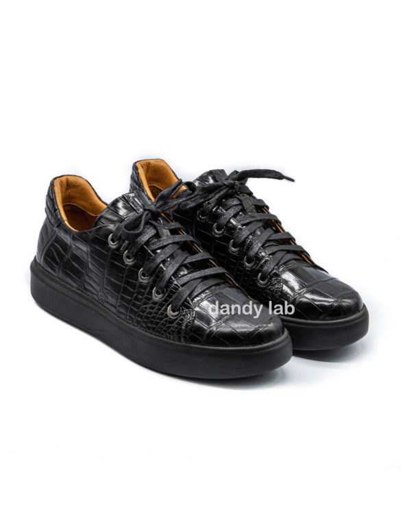 crocodile leather sneakers in moscow